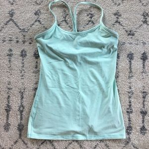 Lululemon Mint Tank